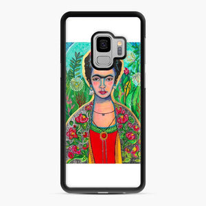 Frida In Bloom Kahlo Samsung Galaxy S9 Case