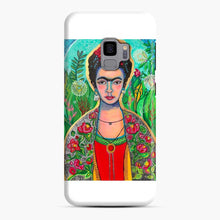 Load image into Gallery viewer, Frida In Bloom Kahlo Samsung Galaxy S9 Case