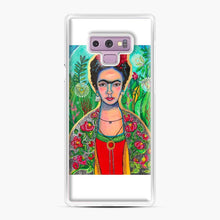 Load image into Gallery viewer, Frida In Bloom Kahlo Samsung Galaxy Note 9 Case