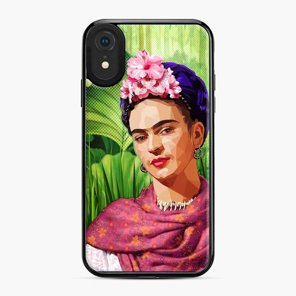 Frida In The Jungle Kahlo iPhone XR Case