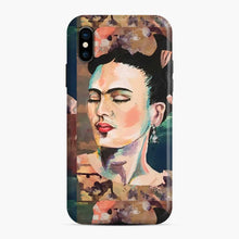 Load image into Gallery viewer, Frida Kahlo 13 iPhone X/XS Case