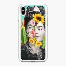 Load image into Gallery viewer, Frida Kahlo 2 iPhone X/XS Case