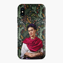 Load image into Gallery viewer, Frida Kahlo Amaznia iPhone X/XS Case