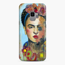 Load image into Gallery viewer, Frida Kahlo Art Samsung Galaxy S9 Case