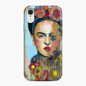 Frida Kahlo Art iPhone XR Case