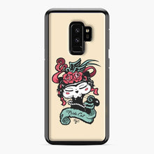 Load image into Gallery viewer, Frida Kahlo Black Cat Samsung Galaxy S9 Plus Case