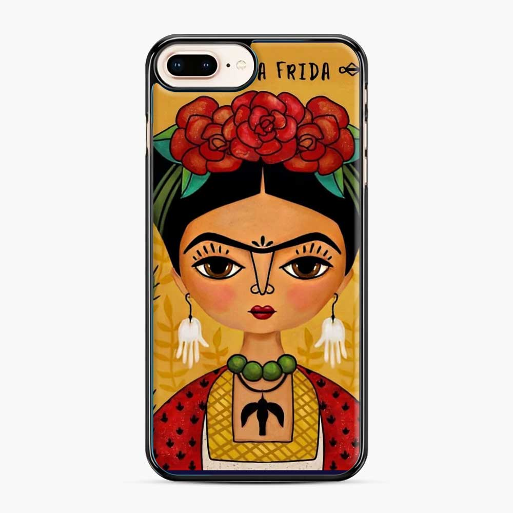 Frida Kahlo Illustration iPhone 7 Plus / 8 Plus Case