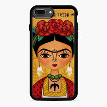 Load image into Gallery viewer, Frida Kahlo Illustration iPhone 7 Plus / 8 Plus Case