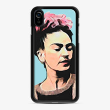 Load image into Gallery viewer, Frida Kahlo Painting 1 iPhone XR Case