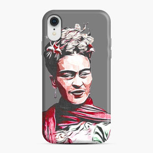 Frida Kahlo Painting iPhone XR Case
