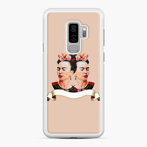 Frida Kahlo Poster Samsung Galaxy S9 Plus Case
