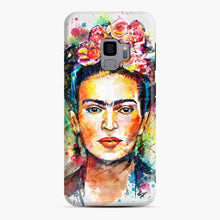 Load image into Gallery viewer, Frida Kahlo Samsung Galaxy S9 Case