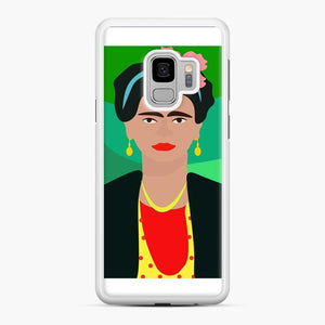Frida Kalho Design Samsung Galaxy S9 Case