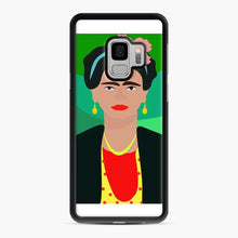 Load image into Gallery viewer, Frida Kalho Design Samsung Galaxy S9 Case