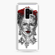 Load image into Gallery viewer, Frida Khalo Samsung Galaxy S9 Plus Case