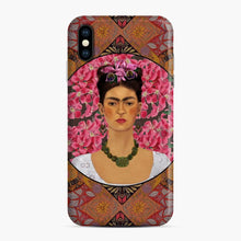 Load image into Gallery viewer, Frida Nouveau Kahlo iPhone XS Max Case