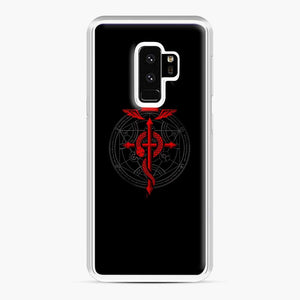 Fullmetal Alchemist Flamel Brotherhood Samsung Galaxy S9 Plus Case