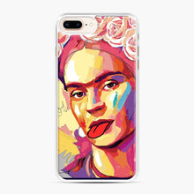 Load image into Gallery viewer, Fun Frida Kahlo iPhone 7 Plus / 8 Plus Case