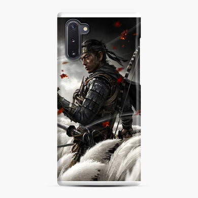Ghost Of Tsushima Jin Samsung Galaxy Note 10 Case, Snap Case