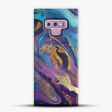 Load image into Gallery viewer, Glam Bath Salts1 Samsung Galaxy Note 9 Case, Snap Case | Webluence.com