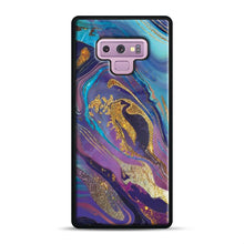 Load image into Gallery viewer, Glam Bath Salts1 Samsung Galaxy Note 9 Case, Black Plastic Case | Webluence.com