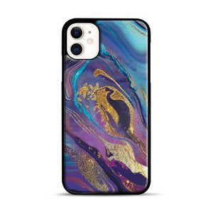 Glam Bath Salts1 iPhone 11 Case.jpg, Black Rubber Case | Webluence.com