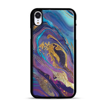 Load image into Gallery viewer, Glam Bath Salts1 iPhone XR Case, Black Plastic Case | Webluence.com