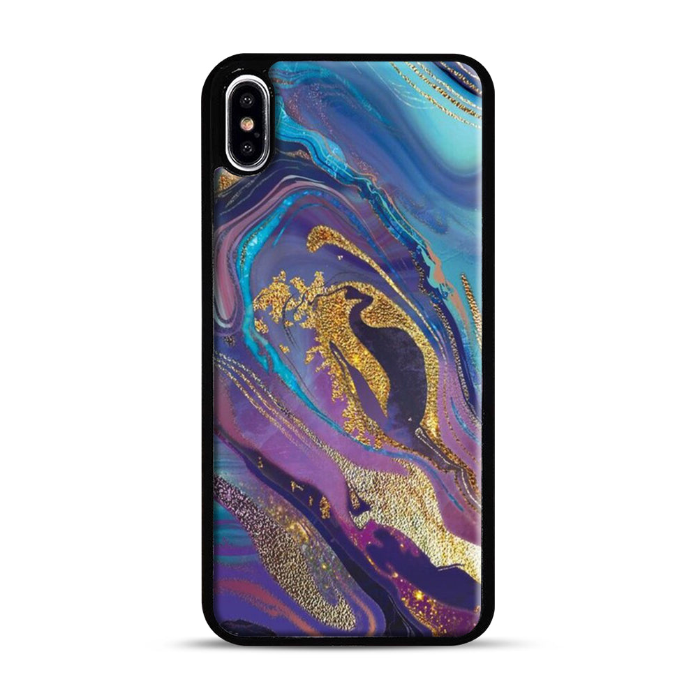 Glam Bath Salts1 iPhone XS Max Case, Black Plastic Case | Webluence.com