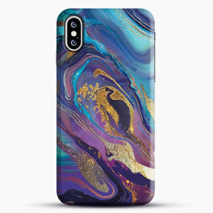 Glam Bath Salts1 iPhone XS Max Case, Snap Case | Webluence.com