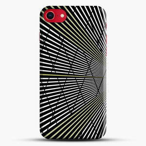Gold and Black Line Pattern iPhone 7/8 Case.jpg, Snap Case | Webluence.com
