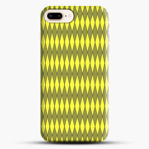 Gold, Diamond, Checkerboard iPhone 7 Plus/8 Plus Case, Snap Case | Webluence.com