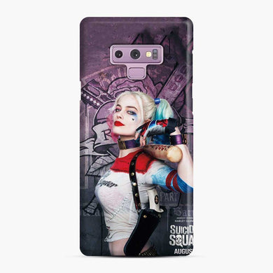 Harley Quinn Suicide Squad Samsung Galaxy Note 9 Case, Snap Case
