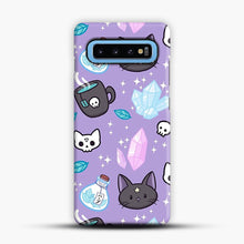 Load image into Gallery viewer, Herb Witch Samsung Galaxy S10 Case, Snap Case | Webluence.com