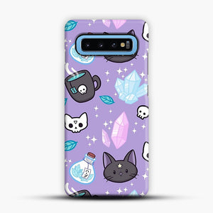 Herb Witch Samsung Galaxy S10 Case, Snap Case | Webluence.com