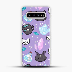 Herb Witch Samsung Galaxy S10 Plus Case, Snap Case | Webluence.com