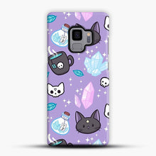 Load image into Gallery viewer, Herb Witch Samsung Galaxy S9 Case, Snap Case | Webluence.com