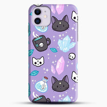 Load image into Gallery viewer, Herb Witch iPhone 11 Case.jpg, Snap Case | Webluence.com
