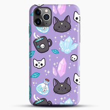 Load image into Gallery viewer, Herb Witch iPhone 11 Pro Max Case.jpg, Snap Case | Webluence.com