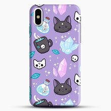 Load image into Gallery viewer, Herb Witch iPhone X/XS Case, Snap Case | Webluence.com