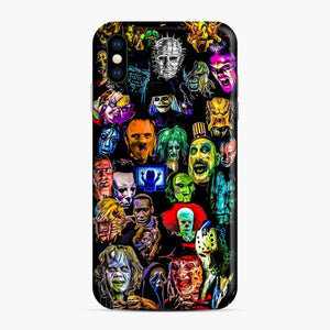 Horror Collection iPhone XS Max Case