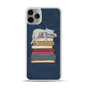 How to Chill Like a Cat iPhone 11 Pro Max Case