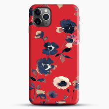 Load image into Gallery viewer, Ikebana Flower Pattern iPhone 11 Pro Max Case.jpg, Snap Case | Webluence.com