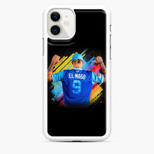 Load image into Gallery viewer, Javier Baez El Mago Rainbow iPhone 11 Case