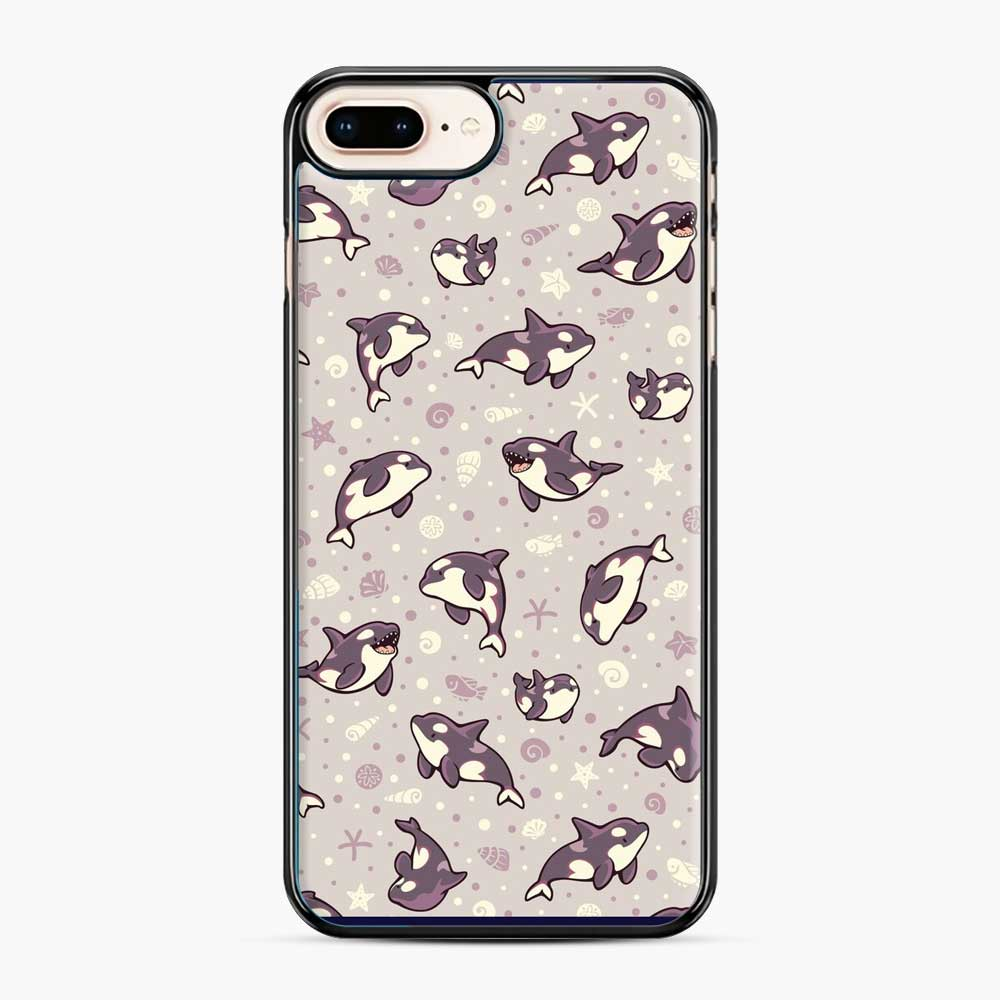 Jelly Bean Orcas iPhone 7 Plus / 8 Plus Case