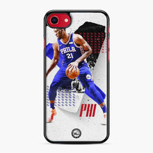 Load image into Gallery viewer, Joel Embiid Philadelphia 76ers Meech Robinson iPhone 11 Pro Max Case