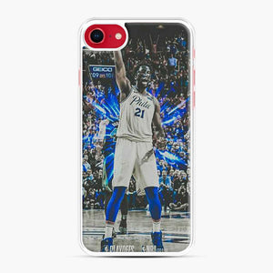 Joel Embiid Philadelphia 76ers Nba Basketball iPhone 11 Pro Max Case