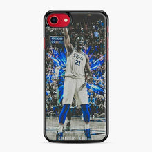 Load image into Gallery viewer, Joel Embiid Philadelphia 76ers Nba Basketball iPhone 11 Pro Max Case