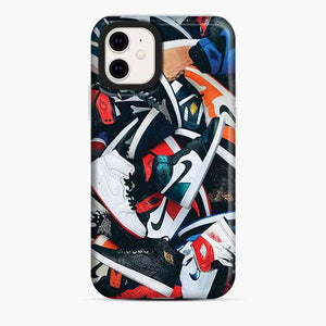 Jordan Shoes Colection iPhone 11 Case