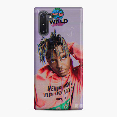 Juice WRLD Concert Juice World Album JuiceTheKidd look up Samsung Galaxy Note 10 Case, Snap Case