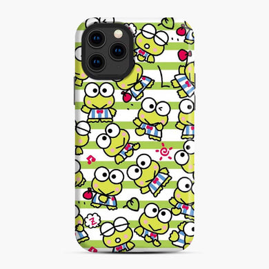 Kerokero Keroppi Cute And Funny 3 iPhone 11 Pro Case, Snap Case